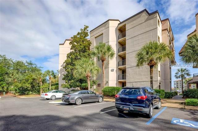 7 Shelter Cove Lane #7515, Hilton Head Island, SC 29928 (MLS #409964) :: Hilton Head Dot Real Estate