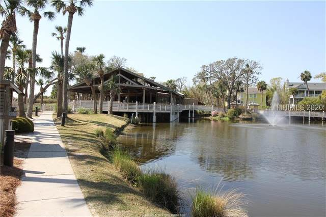125 Shipyard Drive #135, Hilton Head Island, SC 29928 (MLS #409965) :: Collins Group Realty
