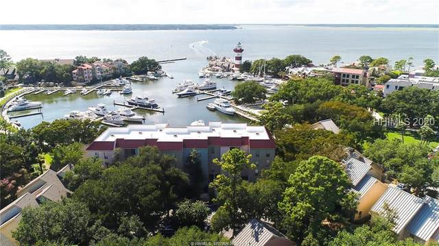 2 Lighthouse Lane #862, Hilton Head Island, SC 29928 (MLS #409966) :: RE/MAX Island Realty