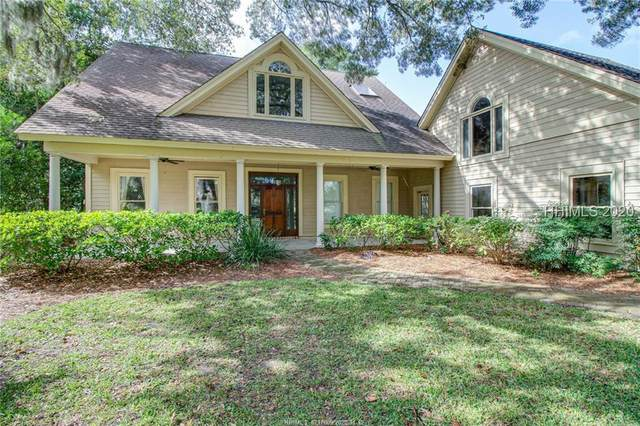 70 Old Fort Drive, Hilton Head Island, SC 29926 (MLS #409968) :: The Alliance Group Realty