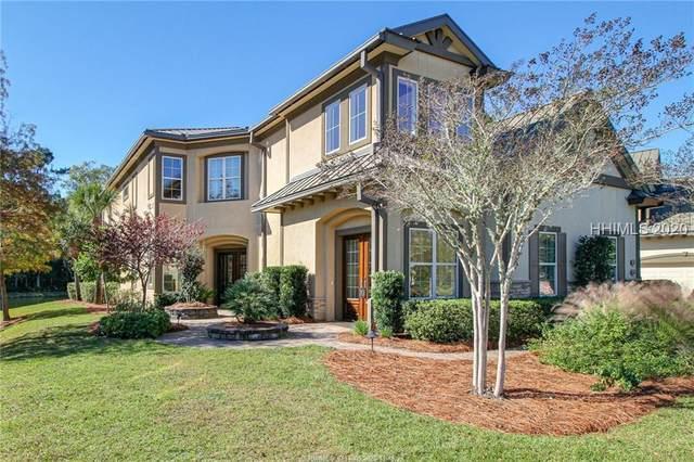 171 Hampton Lake Crossing #1406, Bluffton, SC 29910 (MLS #409975) :: Hilton Head Dot Real Estate