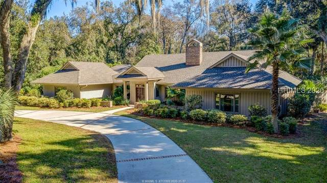 37 Willow Oak Road W, Hilton Head Island, SC 29928 (MLS #409978) :: Hilton Head Dot Real Estate