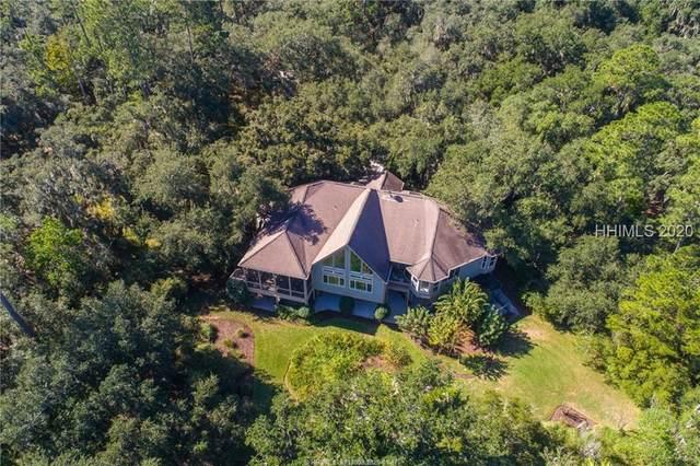 347 Broadview Drive, Ridgeland, SC 29936 (MLS #410004) :: Southern Lifestyle Properties