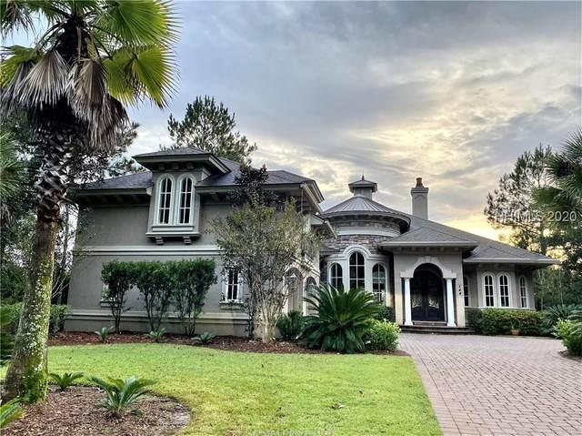144 Hampton Lake Drive, Bluffton, SC 29910 (MLS #410007) :: Hilton Head Dot Real Estate