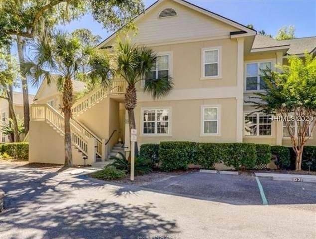 1 Gloucester Road D-2, Hilton Head Island, SC 29928 (MLS #410055) :: Hilton Head Dot Real Estate