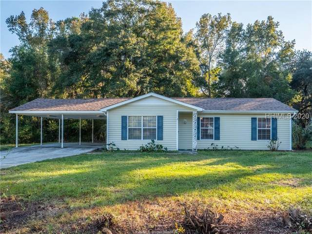 3156 Clydesdale Circle, Beaufort, SC 29906 (MLS #410060) :: Schembra Real Estate Group