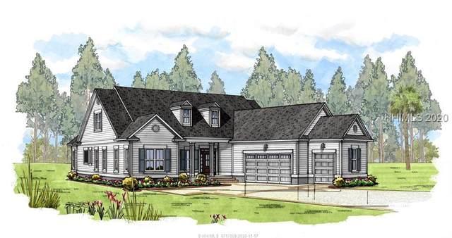 363 Flatwater Drive, Bluffton, SC 29910 (MLS #410065) :: Hilton Head Dot Real Estate