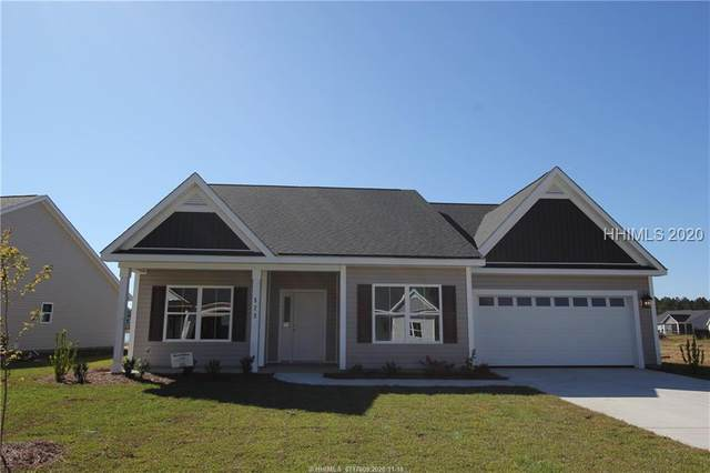 1486 Hearthstone Drive, Hardeeville, SC 29927 (MLS #410111) :: The Sheri Nixon Team