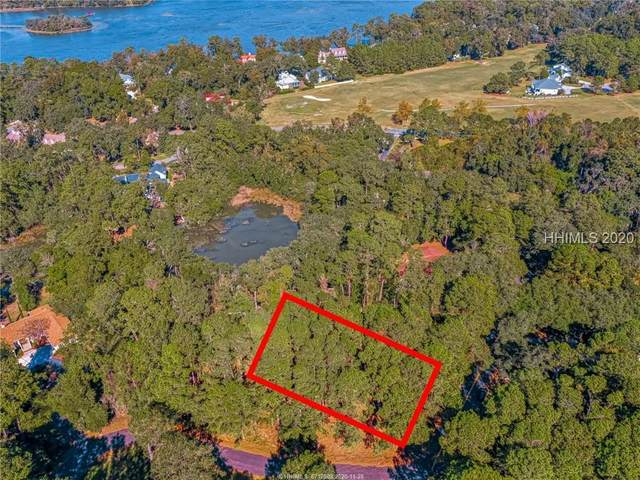 12 Dolphin Point Drive, Beaufort, SC 29907 (MLS #410116) :: The Bradford Group