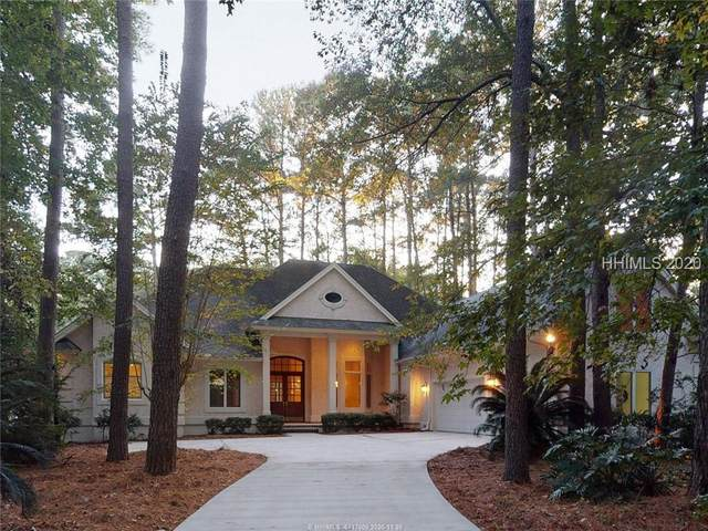 16 Spring Island Drive, Okatie, SC 29909 (MLS #410137) :: The Coastal Living Team