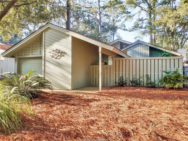 20 Misty Cove II, Hilton Head Island, SC 29928 (MLS #410142) :: Hilton Head Dot Real Estate