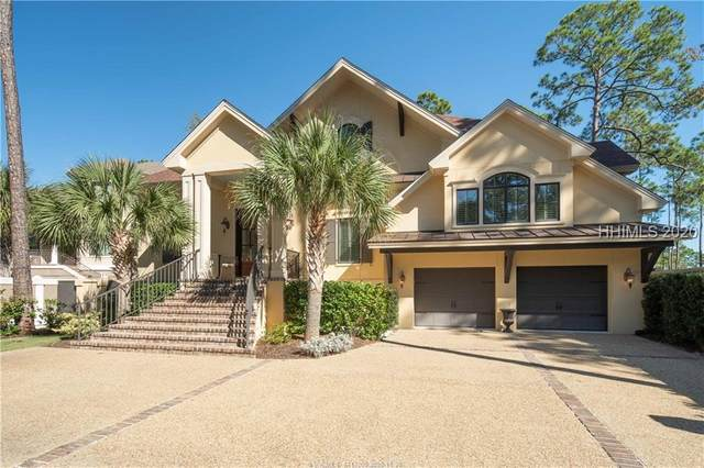 10 Coventry Lane, Hilton Head Island, SC 29928 (MLS #410143) :: The Alliance Group Realty