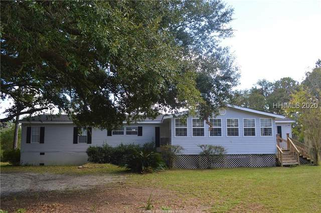 15 Busby Drive, Beaufort, SC 29906 (MLS #410147) :: The Alliance Group Realty