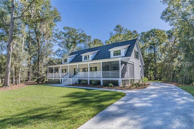 62 Sunset Boulevard, Beaufort, SC 29907 (MLS #410151) :: The Alliance Group Realty