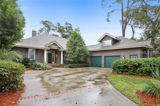 5 Masters Court, Hilton Head Island, SC 29928 (MLS #410155) :: RE/MAX Island Realty