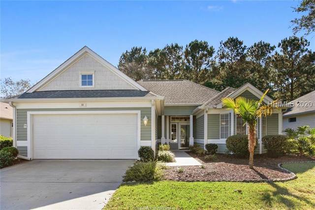 33 Hampton Circle, Bluffton, SC 29909 (MLS #410179) :: Judy Flanagan