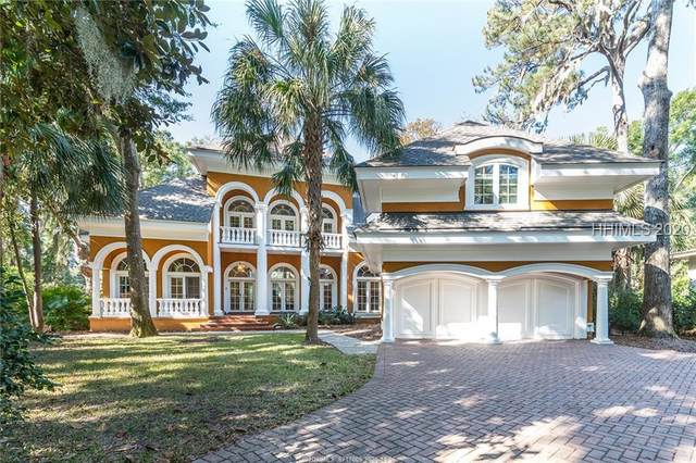 4 Fairfield Court, Bluffton, SC 29910 (MLS #410182) :: Hilton Head Dot Real Estate