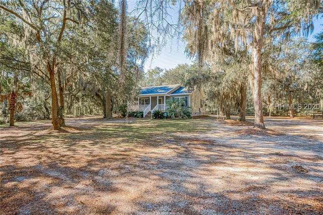 9444 Lands End Lane, Saint Helena Island, SC 29920 (MLS #410201) :: Coastal Realty Group