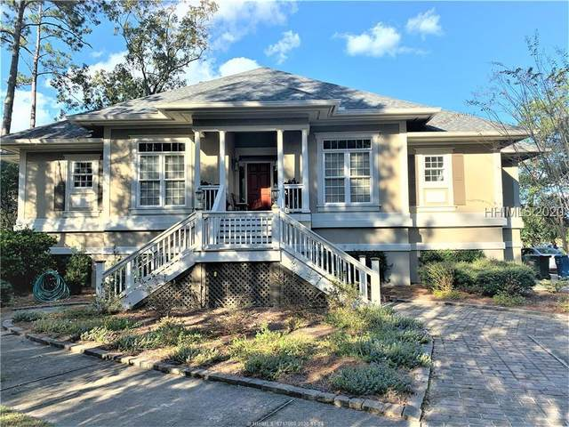 35 Spring Island Drive, Okatie, SC 29909 (MLS #410205) :: The Coastal Living Team