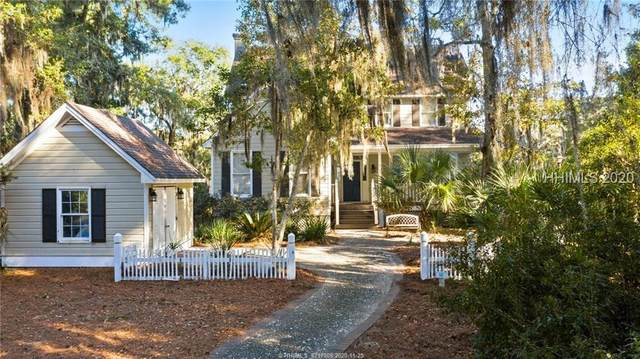 10 Clubhouse Ct, Daufuskie Island, SC 29915 (MLS #410230) :: Southern Lifestyle Properties
