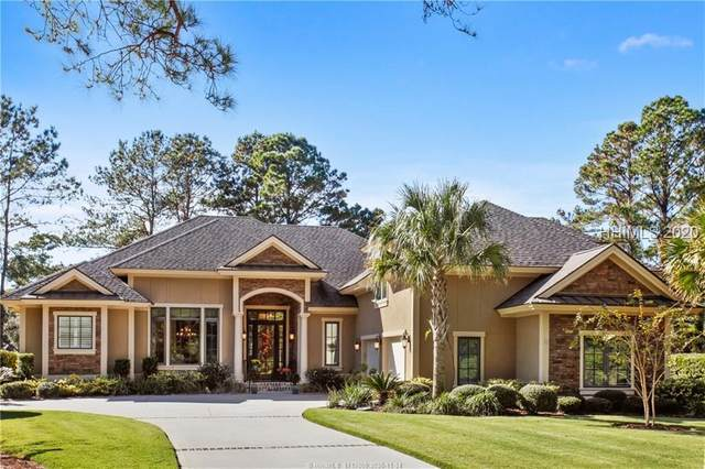 7 Millbrook Court, Bluffton, SC 29910 (MLS #410251) :: Hilton Head Dot Real Estate