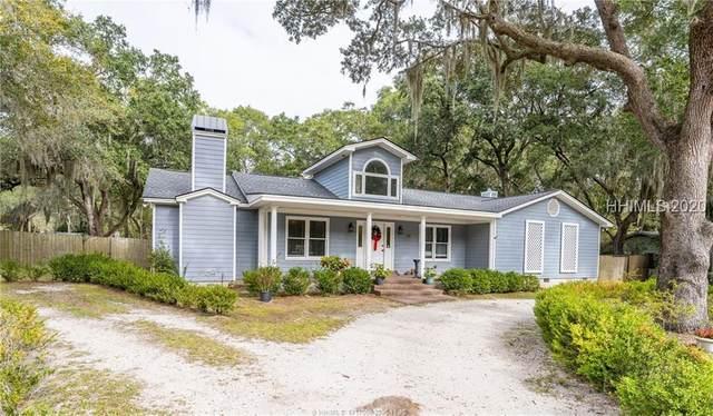 55 E Miller Drive, Beaufort, SC 29907 (MLS #410262) :: Hilton Head Dot Real Estate