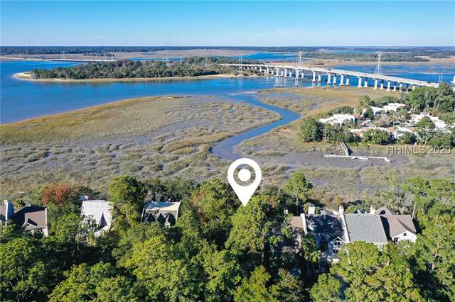 84 Crosstree Drive N, Hilton Head Island, SC 29926 (MLS #410263) :: RE/MAX Island Realty
