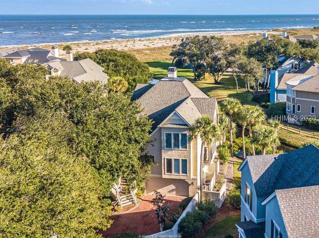 22 Ocean Point Way N, Hilton Head Island, SC 29928 (MLS #410269) :: Hilton Head Dot Real Estate