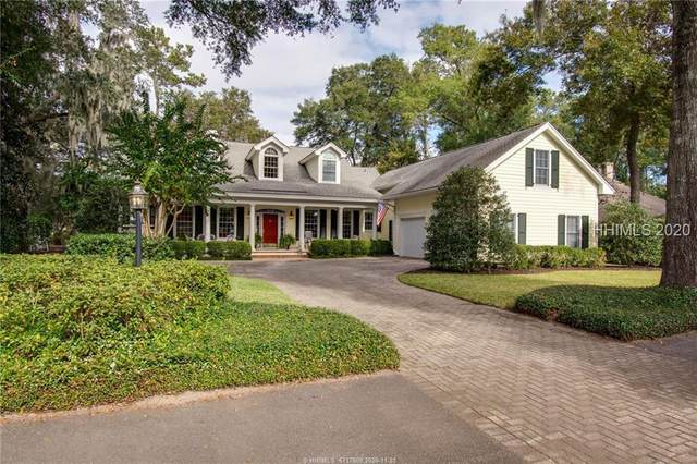 522 Island Circle E, Saint Helena Island, SC 29920 (MLS #410274) :: Collins Group Realty