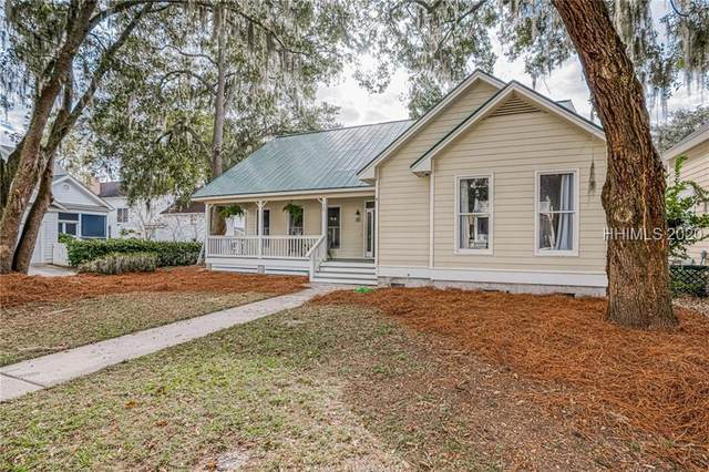 20 Holbrook Drive, Beaufort, SC 29902 (MLS #410293) :: RE/MAX Island Realty