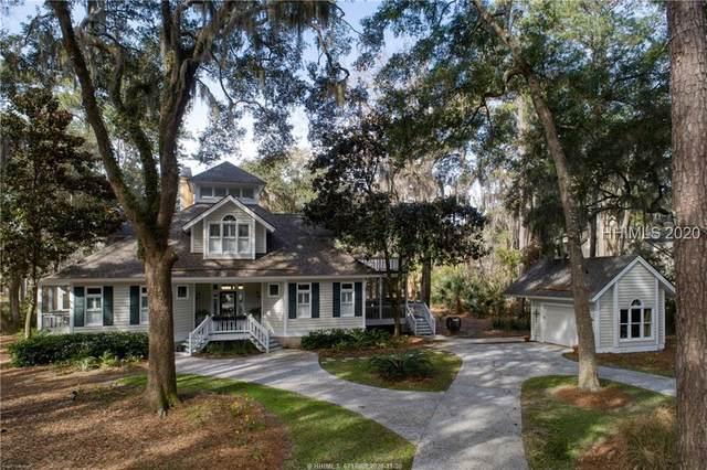 49 Forest Lake Drive, Daufuskie Island, SC 29915 (MLS #410306) :: Hilton Head Dot Real Estate