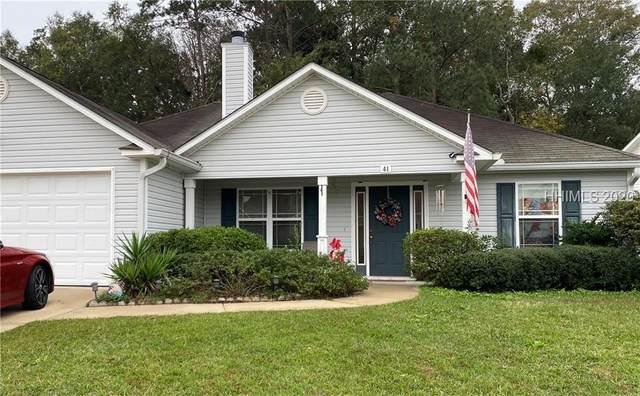 41 Heartstone Circle, Bluffton, SC 29910 (MLS #410358) :: Judy Flanagan