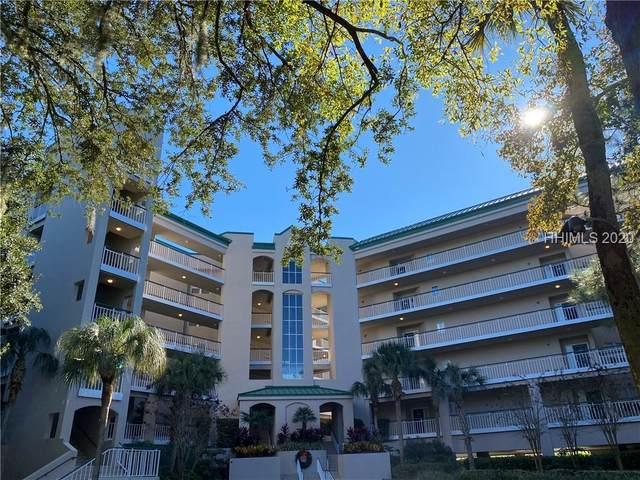 51 Ocean Lane #4104, Hilton Head Island, SC 29928 (MLS #410365) :: Schembra Real Estate Group