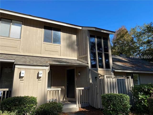 5 Gumtree Road E7, Hilton Head Island, SC 29926 (MLS #410374) :: Hilton Head Dot Real Estate