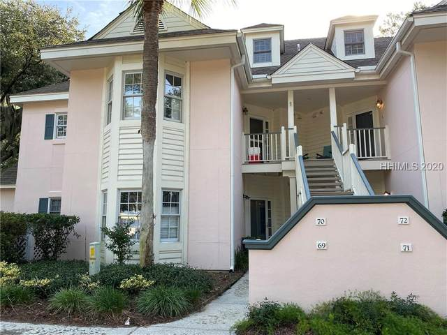 70 Spindle Lane #70, Hilton Head Island, SC 29926 (MLS #410389) :: RE/MAX Island Realty