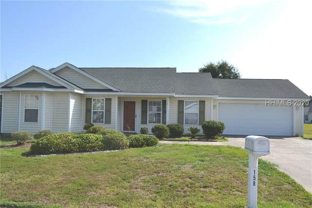 158 Brandon Cove, Ridgeland, SC 29936 (MLS #410394) :: The Sheri Nixon Team