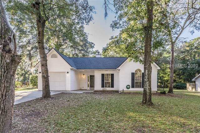 36 Marsh Drive, Beaufort, SC 29907 (MLS #410461) :: RE/MAX Island Realty
