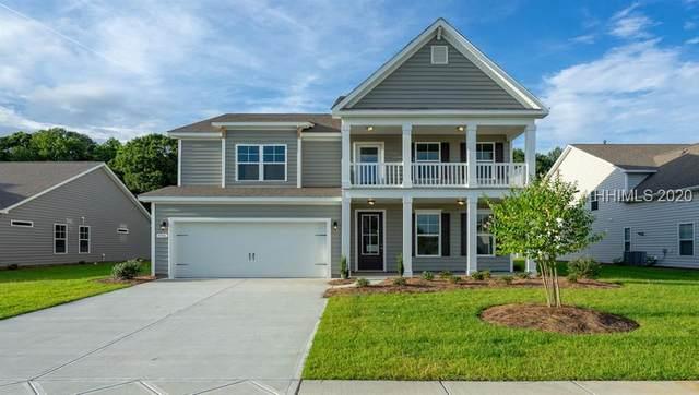 579 Hulston Landing Road, Bluffton, SC 29909 (MLS #410495) :: Southern Lifestyle Properties