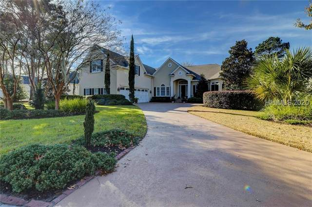 98 Hampton Hall Boulevard, Bluffton, SC 29910 (MLS #410501) :: Coastal Realty Group