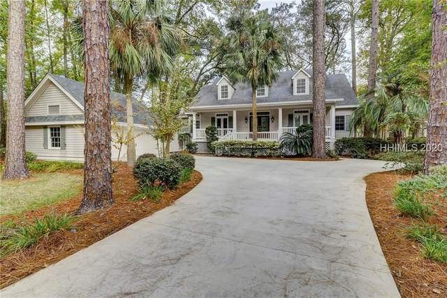 3 Rosebank Lane, Hilton Head Island, SC 29928 (MLS #410530) :: The Coastal Living Team