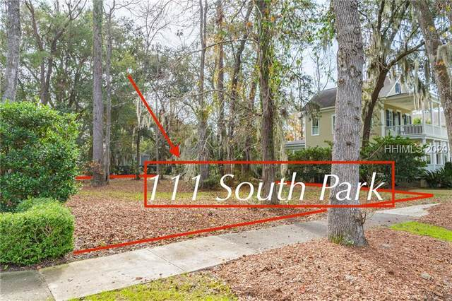 111 South Park, Beaufort, SC 29906 (MLS #410552) :: Beth Drake REALTOR®