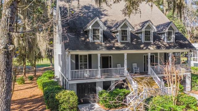 36 Plantation Homes Dr, Daufuskie Island, SC 29915 (MLS #410563) :: Schembra Real Estate Group