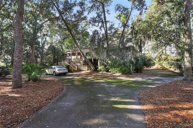 55 Sea Lane, Hilton Head Island, SC 29928 (MLS #410580) :: RE/MAX Island Realty