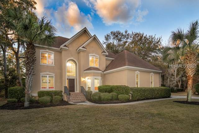 19 Silver Oak Drive, Hilton Head Island, SC 29926 (MLS #410599) :: Beth Drake REALTOR®