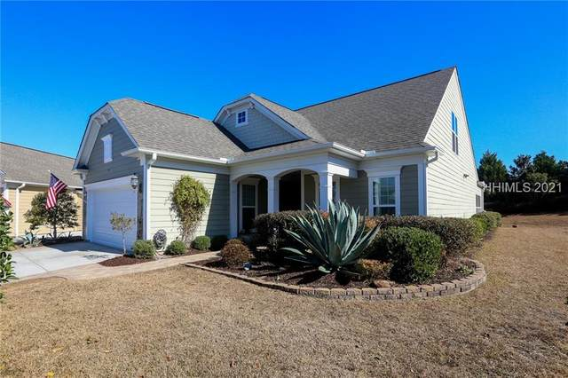 532 Bluff Point Lane, Bluffton, SC 29909 (MLS #410805) :: Southern Lifestyle Properties