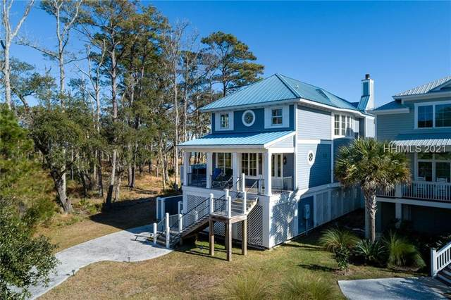 10 Cresting Wave Lane, Daufuskie Island, SC 29915 (MLS #410816) :: The Bradford Group