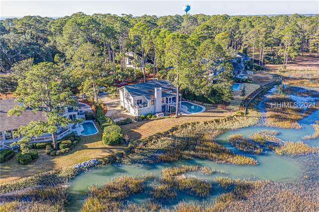 6 Bald Eagle Road W, Hilton Head Island, SC 29928 (MLS #410817) :: Coastal Realty Group