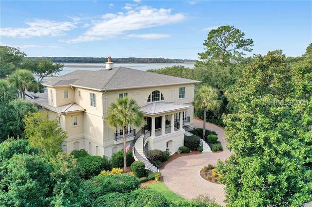 17 Flagship Lane, Hilton Head Island, SC 29926 (MLS #410826) :: The Coastal Living Team