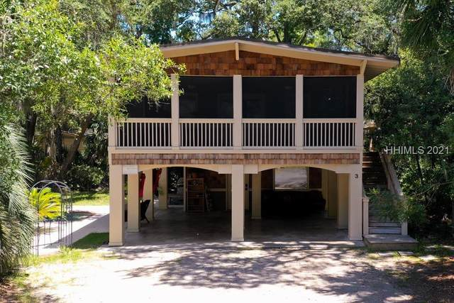 3 Elderberry Lane, Hilton Head Island, SC 29928 (MLS #410827) :: Coastal Realty Group