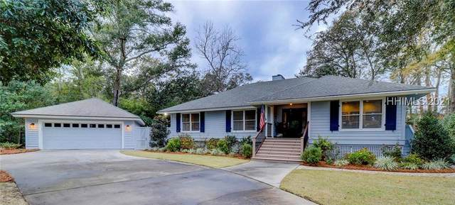 39 Outpost Lane, Hilton Head Island, SC 29928 (MLS #410837) :: The Alliance Group Realty